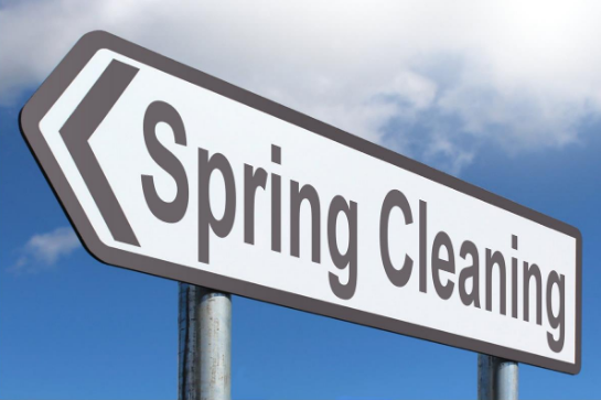 Time for Spring Cleaning - Painting and Handyman Services Available