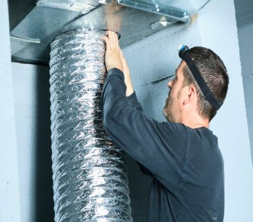 Air duct & cleaning